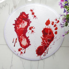 Load image into Gallery viewer, Bloodbath Color Changing Bath Mat