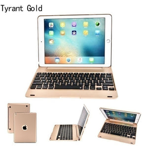 Ipad Pro9.7 Notebook Flip Protective Shell & Bluetooth Keyboard