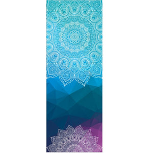 Portable Yoga Mat Anti-slip Yoga Towel EVA Gymnastic Sport