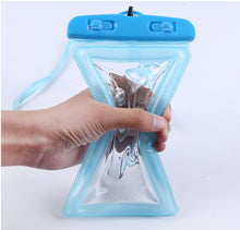 Load image into Gallery viewer, Waterproof Phone Case Pouch Dry Bag Up To 6 Inch Phone
