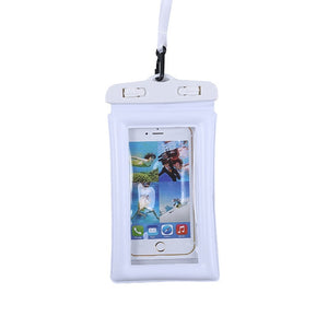 Waterproof Phone Case Pouch Dry Bag Up To 6 Inch Phone