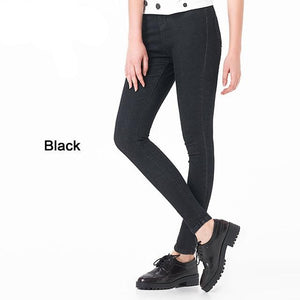 Women push up jeans High Waist Skinny Pencil pants