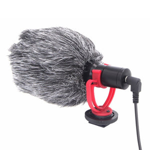 Ws-M2 Live Microphone Photography Recording Interview Portable Microphone