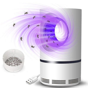 Electric UV Light Mosquito Killer Bugs Insect Zapper Trap