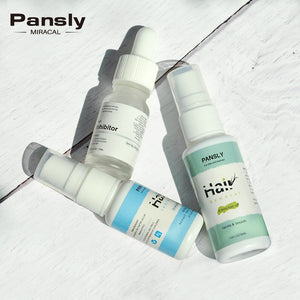 Pansly Hair Growth Inhibitor Facial Removal Painless Spray