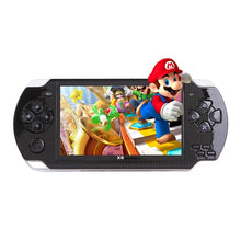 Load image into Gallery viewer, 10,000 Games 4.3 Inch TFT Screen 8G Video Game Console Player