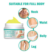 Load image into Gallery viewer, 30ml Slimming Cream Fat Weight Lose Arm Waist Lower Abdomen Thigh