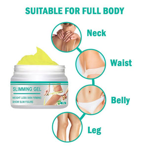 30ml Slimming Cream Fat Weight Lose Arm Waist Lower Abdomen Thigh