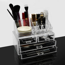 Load image into Gallery viewer, Makeup Cosmetic Organizer Storage Drawers