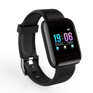 Smart Band Sport bracelet Watch with Heart Rate Sleep reminder Smarts Waterproof Android support