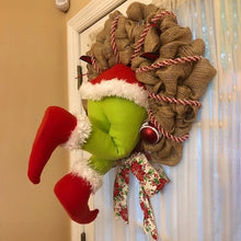 Load image into Gallery viewer, Christmas Tree Ornament  Grinches Stole Christmas Door Home Decoration