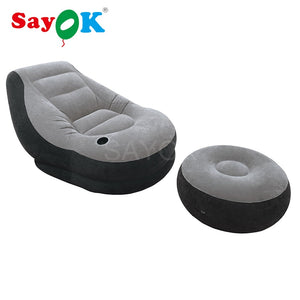 Inflatable sofa inflatable lounge chair/Inflatable lazy body sofa chair
