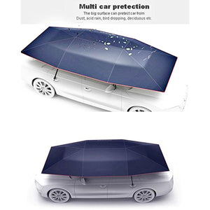 Portable Full Automatic Car Cover Umbrella Car Tent 🚗