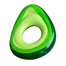 Load image into Gallery viewer, 165cm Inflatable Float Avocado