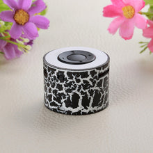 Load image into Gallery viewer, 6 Color Mini MP3 Speaker RechargeableTF Card Crack Music Player