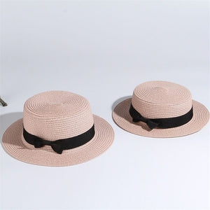 Panama Hat For Parent-child