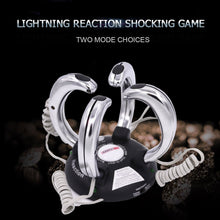 Load image into Gallery viewer, Electric Shocking Detector Lightning Reaction Drinking Game