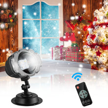 Load image into Gallery viewer, Led Outdoor Christmas Lights Displays Projector Wireless Remote