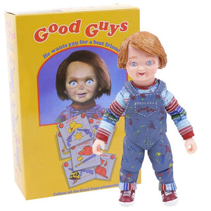 "Ultimate Chucky NECA Childs Play Good Guys PVC Action Figure 4"" 10cm"