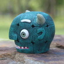 Load image into Gallery viewer, Magic Cube Chaak Ox-head Cube Gadget