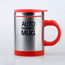 Load image into Gallery viewer, 400ML Auto Electric Magnetic Cup Stirring Coffee Mug