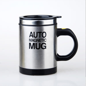 400ML Auto Electric Magnetic Cup Stirring Coffee Mug
