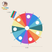 Load image into Gallery viewer, Happymaty Kindergarten Whac-A-Mole Rainbow Umbrella