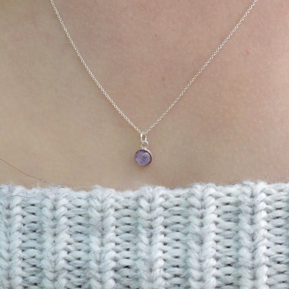 Tiny Ashes Necklace