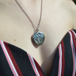 Angel Wings Ashes Locket