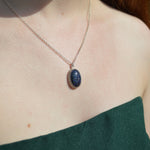 Princess Large Stone Ashes Necklace