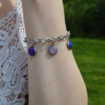 Stainless Hypoallergenic Multiple Ashes Chain Bracelet