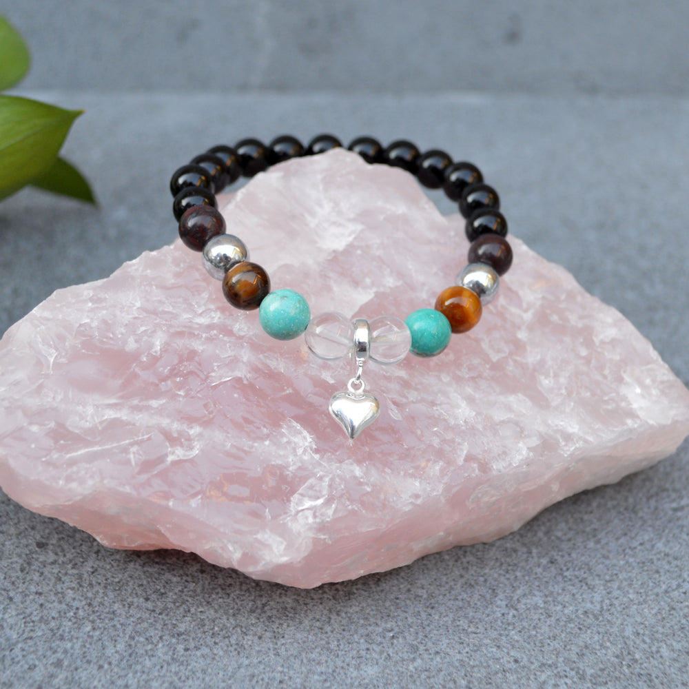Depression Support Crystal Healing Bracelet