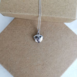 Cross Heart Ashes Locket