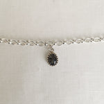 Phoenix Small Stone Ashes Chain Bracelet