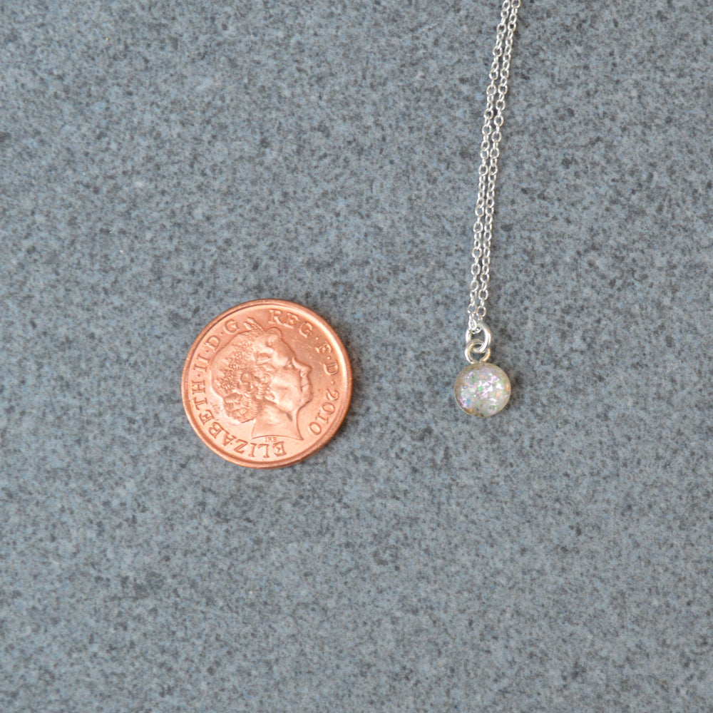 Teeny Ashes Necklace