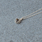 Genuine Shooting Star Princess Small Necklace