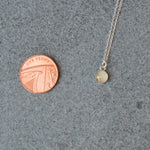 Genuine Lunar Moon Dust Phoenix Necklace