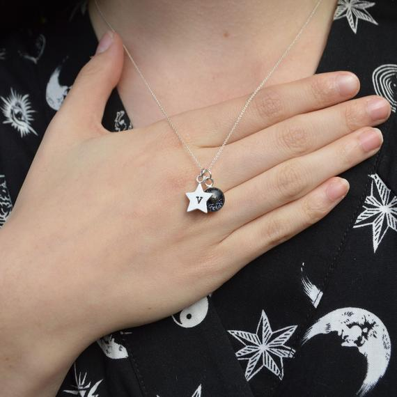 Genuine Shooting Star Phoenix Necklace