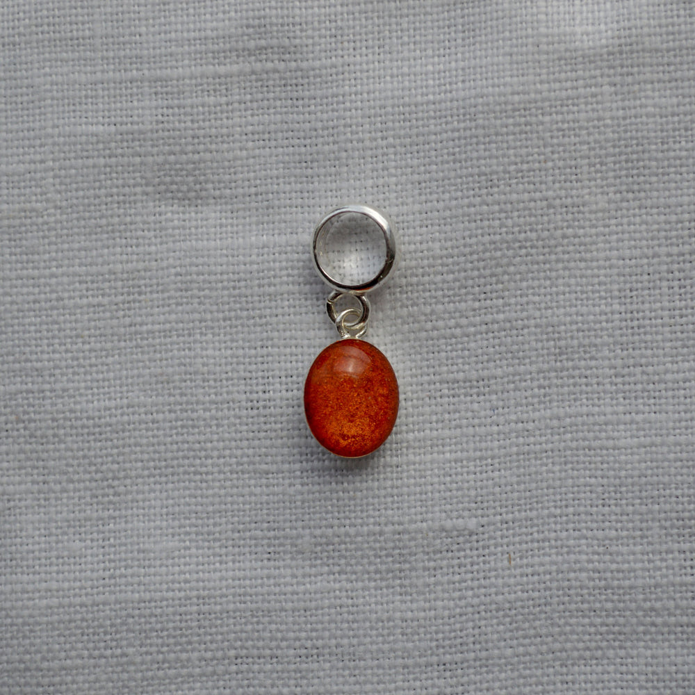 Phoenix Small Stone Ashes Charm