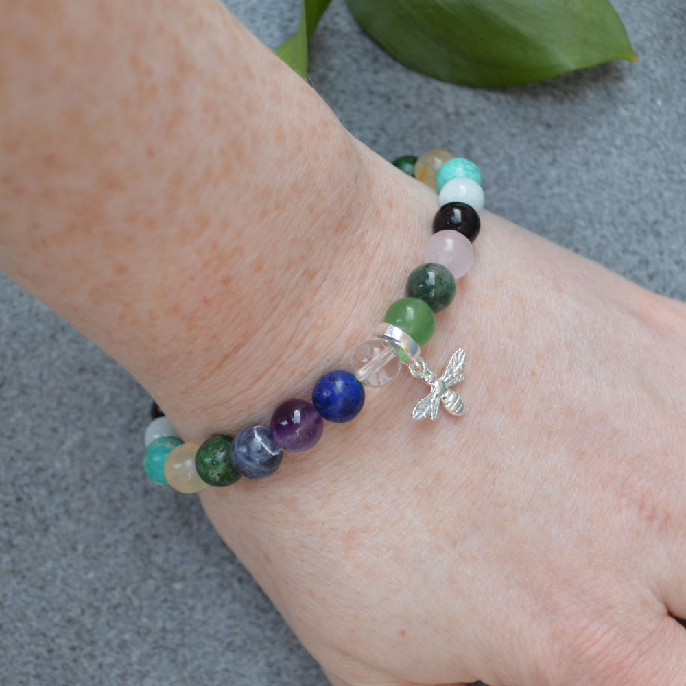 Boost Immunity Support Crystal Healing Bracelet