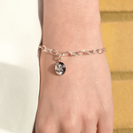 Small Picture 925. Sterling Silver Chain Bracelet