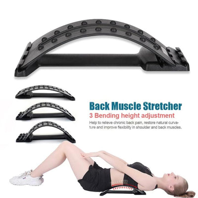 Back-Eze Orthopedic Stretcher for Back Pain Relief - Buz buys