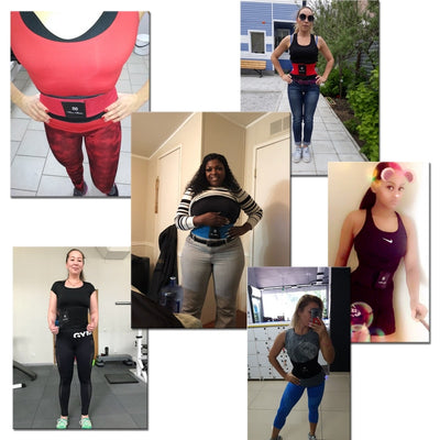 Power Belt Slimming Body Shaper - Buz buys