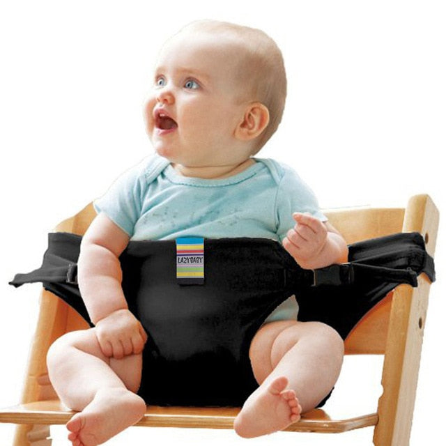 Smiley Tots Baby Chair Harness - Buz buys