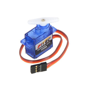 FS90R Micro Continuous Rotation Servo Electronic Component Module Micro-sized Servo for Robotics  Projects