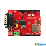 CAN-BUS Shield for Arduino Mega Leonardo Microchip MCP2515 CAN Controller Transceiver MicroSD Card DIY GPS Connect