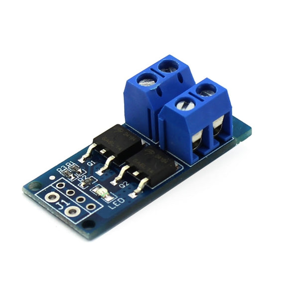 High Power MOSFET Trigger Switch Drive Module PWM Regulating Electronic Switch Control Panel DIY Kit