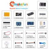 Motion-Gesture Kit for Arduino Nano V3.0 Supports Robot Smart Car with MPU6050 Module