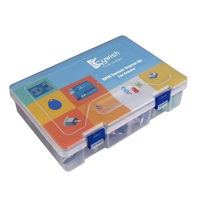 RFID Sensor Learning Kit For Arduino UNO R3 With Water-Level