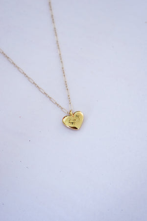Eye Heart You Necklace